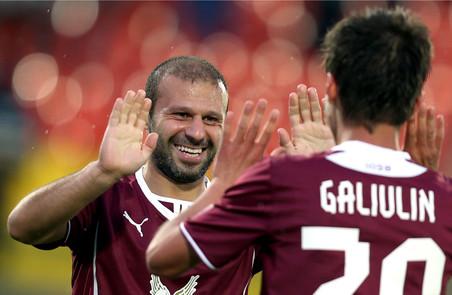 В четверг «рубин» и «кубань» сыграют первые матчи 3-го раунда квалификации лиги европы