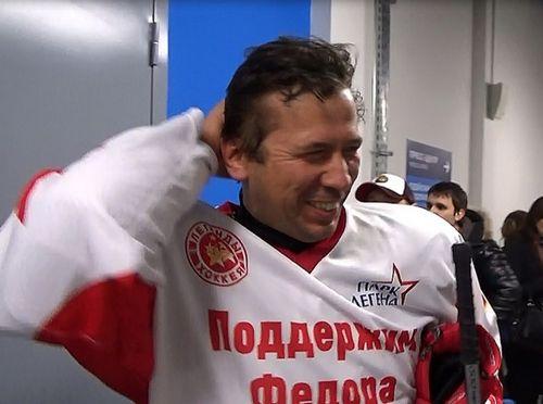 «В хоккее есть дух мужского братства. а в современном мире уже другие ценности»