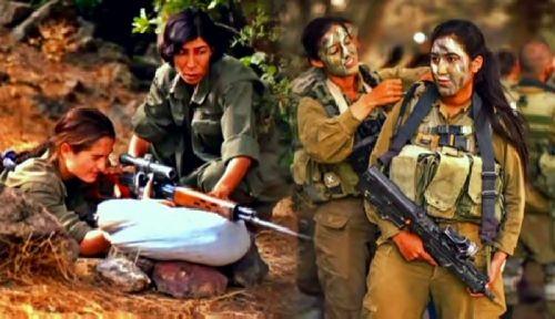 В ираке женщины воюют против террористов