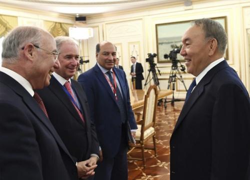 В казахстане созданы беспрецедентные условия для работы инвесторов