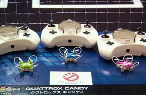 В токио состоялась масштабная выставка игрушек