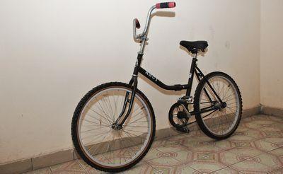 Велосипедик докатился до россии