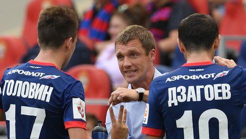 Виктор гончаренко: «цска нужны полузащитник и нападающий»