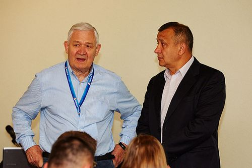 Владимир юрзинов провёл семинар в екатеринбурге