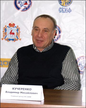 Владимир кучеренко – о развитии женского хоккея в россии