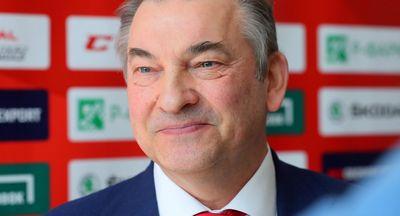 Владислав третьяк избран на пост президента фхр