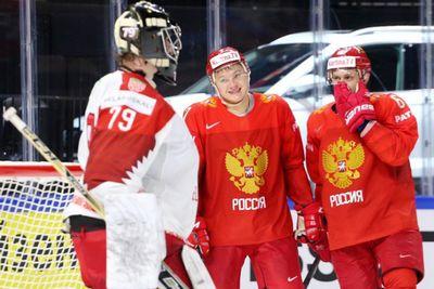 Вратарь сборной беларуси виталий трус рассказал о матче с россией