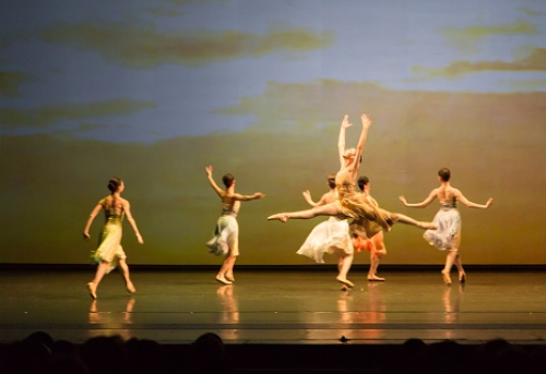 Выступление «астана балет» в санкт-петербурге прошло с большим успехом