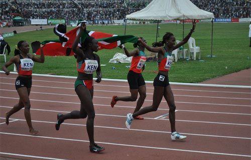 Wada обеспокоено заявлениями о вымогательстве крупных сумм у кенийских легкоатлетов - «спорт»