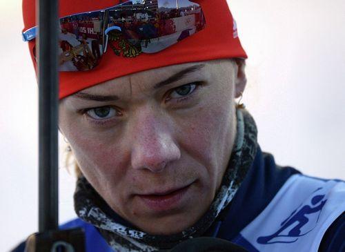 Зайцева постоянно употребляла допинг. родченков топит биатлон