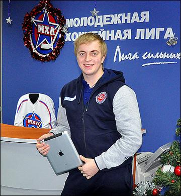 Защитник «капитана» - о победе на турнире в литве