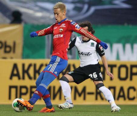 Зенит обыграл урал в матче 19-го тура чемпионата россии по футболу