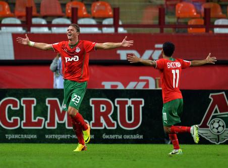 Зенит победил локомотив в матче 7-го тура чемпионата россии по футболу