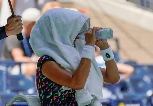 Жара на us open показала: теннис путается в собственных правилах