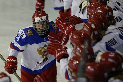 Женская молодёжная сборная россии вышла в полуфинал мчм