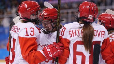 Женская сборная россии по хоккею и вышла в полуфинал олимпиады-2018