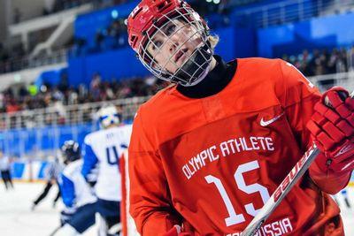 Женская сборная россии по хоккею потерпела третье поражение на олимпиаде