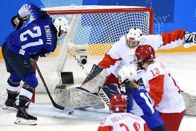 Женская сборная россии по хоккею проиграла сша на олимпиаде 0:5
