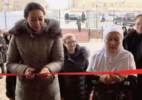 Жители вко получили долгожданный подарок на день независимости