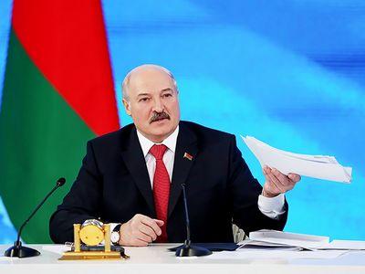 Жёсткие цитаты лукашенко о белорусском хоккее